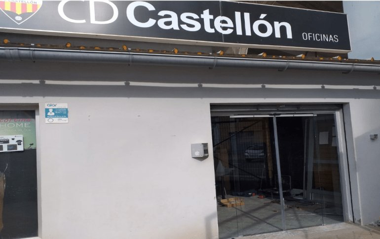 C.D. Castellón (Oficinas)